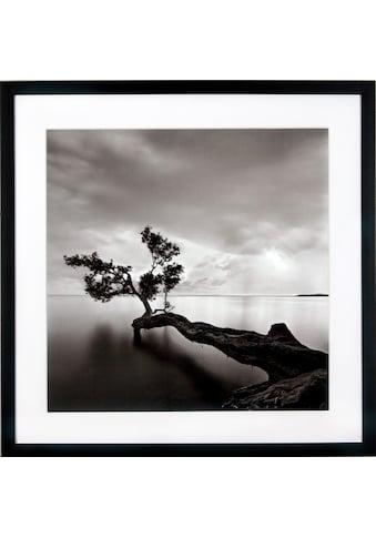 G&C Kunstdruck »Levy: Beach Motiv 4«, 50/50 cm, gerahmt kaufen