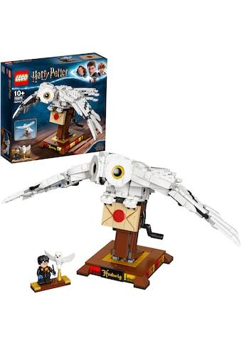 "LEGO® Konstruktionsspielsteine ""Hedwig™ (75979), LEGO® Harry Potter™"", Kunststoff, (630 - tlg.) kaufen"