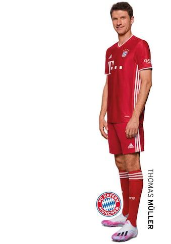 Wall-Art Wandtattoo »FCB München Thomas Müller« kaufen