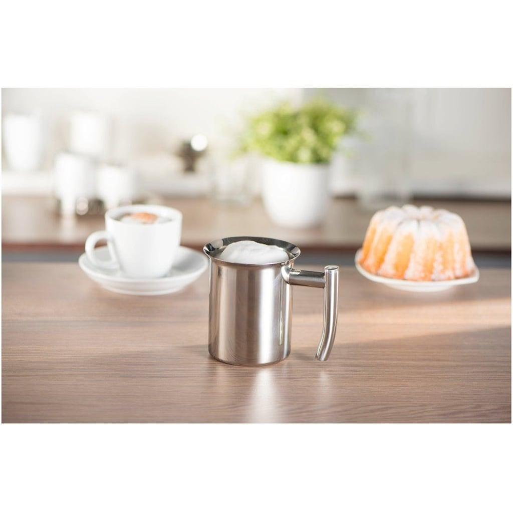Xavax Milchkännchen Milchkanne zum Aufschäumen von Milchschaum