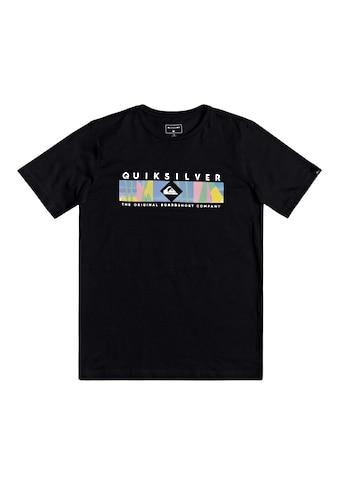 Quiksilver T-Shirt »Distant Fortune« kaufen
