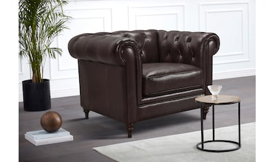 Premium collection by Home affaire Chesterfield - Sessel »Chambal« kaufen