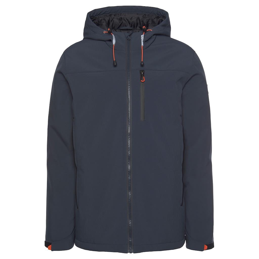 Polarino Winterjacke, mit vielen praktischen Taschen