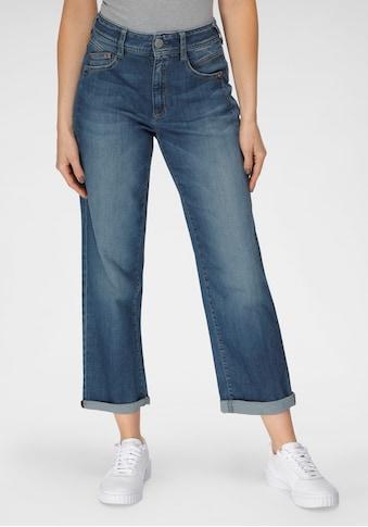 Herrlicher High-waist-Jeans »GILA HI TAP ORGANIC«, umweltfreundlich dank Kitotex... kaufen