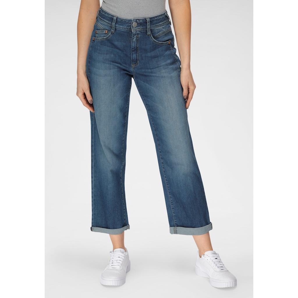 Herrlicher High-waist-Jeans »GILA HI TAP ORGANIC«, umweltfreundlich dank Kitotex Technology