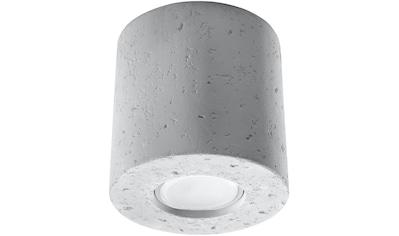 SOLLUX lighting Deckenleuchte »ORBIS«, GU10, 1 St., Deckenlampe kaufen