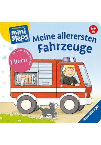Buch »Meine allerersten Fahrzeuge / Klaus Bliesener« kaufen