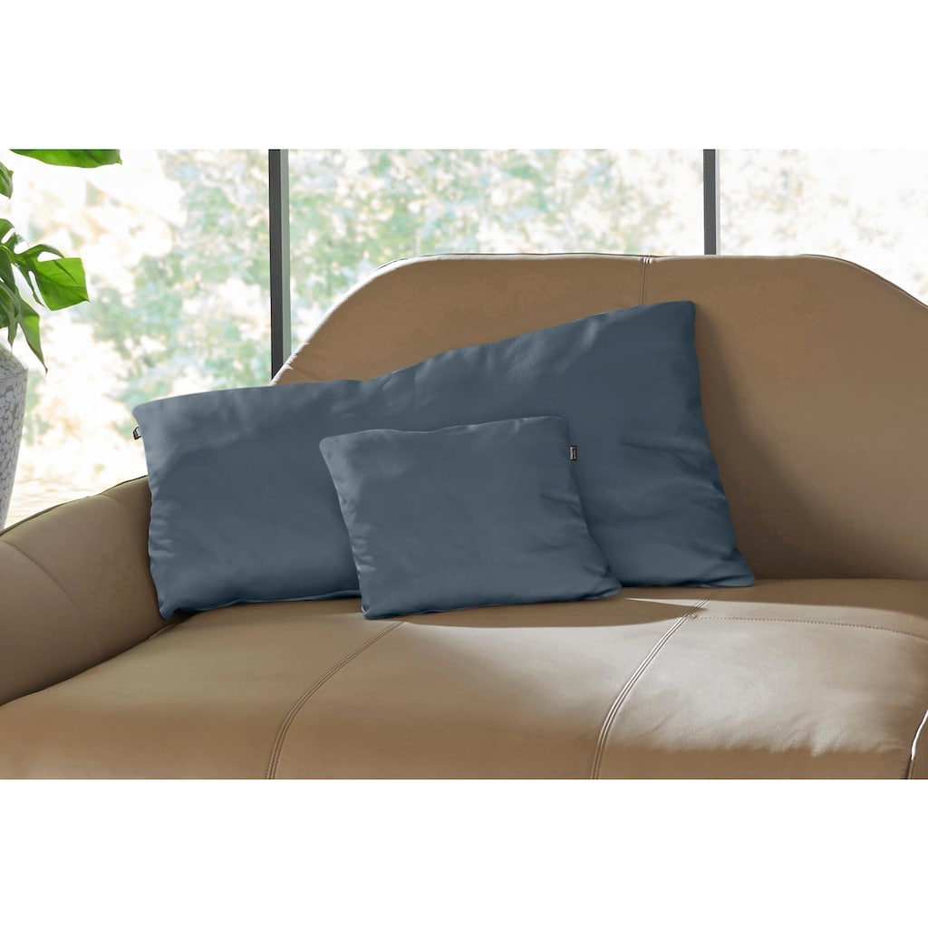 hülsta sofa Dekokissen »hs.480«, wahlweise in Stoff oder Leder, in drei Größen