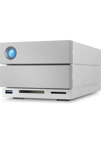 """LaCie externe HDD-Festplatte »2big Dock 28TB Thunderbolt 3«, 3,5"""" kaufen"""