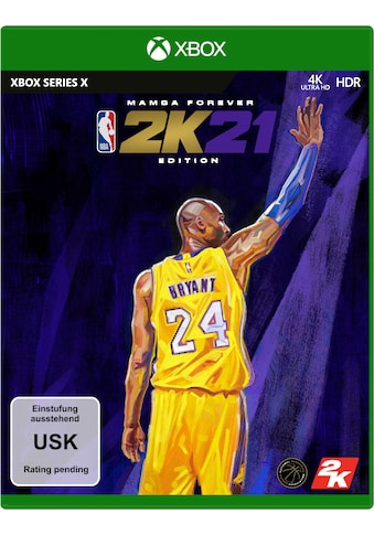 2K Spiel »NBA 2K21 Legend Edition«, Xbox Series X kaufen