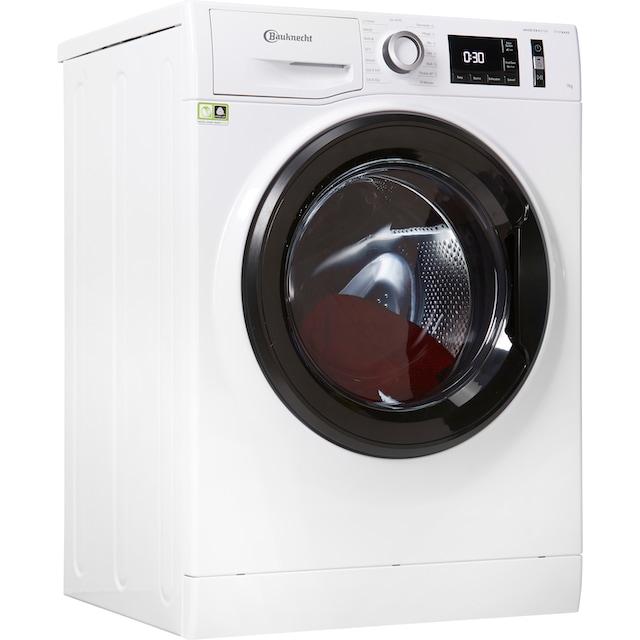 BAUKNECHT Waschmaschine »W Active 712C«, W Active 712C, 7 kg, 1400 U/min, 4 Jahre Herstellergarantie