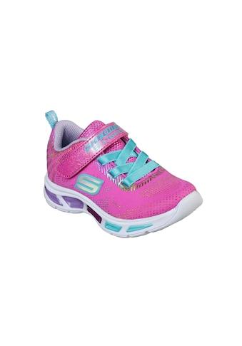 Skechers Kids Sneaker »LITEBEAMS - GLEAM N' DREAM«, mit blinkender Sohle kaufen