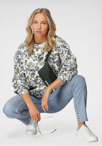 Levi's® Sweatshirt, mit floralem Allover-Druck kaufen