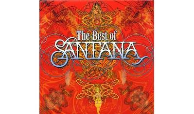 Musik-CD »THE BEST OF SANTANA / SANTANA« kaufen