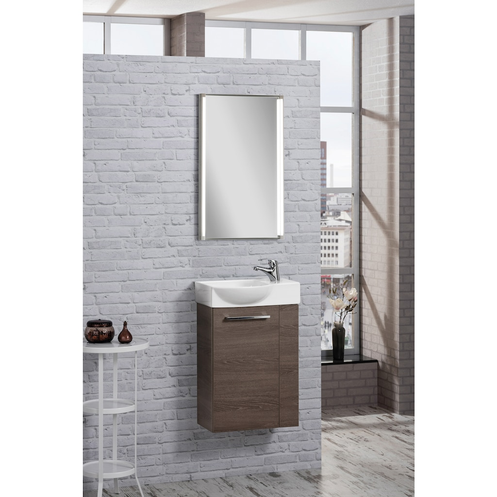 FACKELMANN Waschbeckenunterschrank »Rondo«, Breite 44 cm