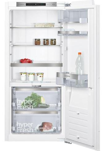 SIEMENS Einbaukühlschrank iQ700, 122,1 cm hoch, 55,8 cm breit kaufen