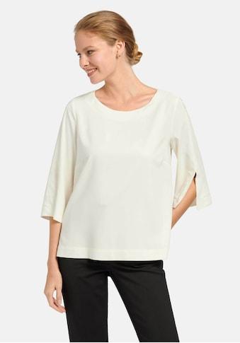 Peter Hahn Blusenshirt »Blusen-Shirt zum Schlupfen«, mit Schlitzen kaufen