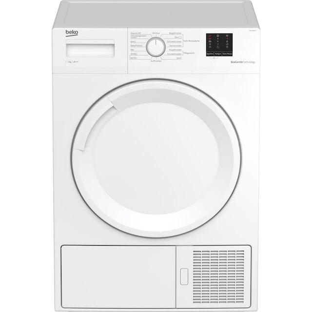 BEKO Wärmepumpentrockner DPS7206PA, 7 kg