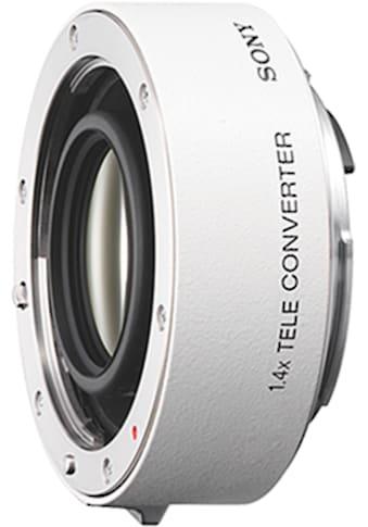 Sony Objektiv »14TC A - Objektiv für Digitalkameras« kaufen