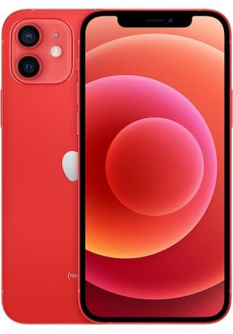 """Apple Smartphone »iPhone 12, 5G«, (15,5 cm/6,1 """", 256 GB Speicherplatz, 12 MP Kamera) kaufen"""