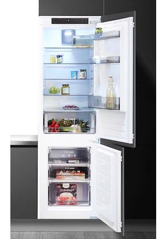Amica Einbaukühlgefrierkombination, EKGCS 387 200, 177,6 cm hoch, 56 cm breit kaufen