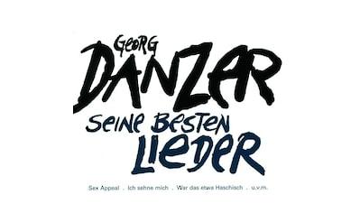 Musik-CD »SEINE BESTEN LIEDER / DANZER,GEORG« kaufen