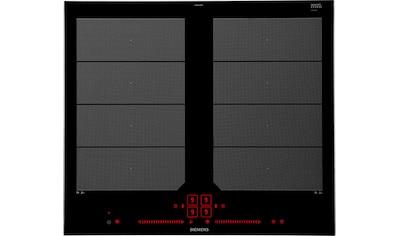 SIEMENS Flex-Induktions-Kochfeld von SCHOTT CERAN® »EX675LXC1E«, EX675LXC1E kaufen