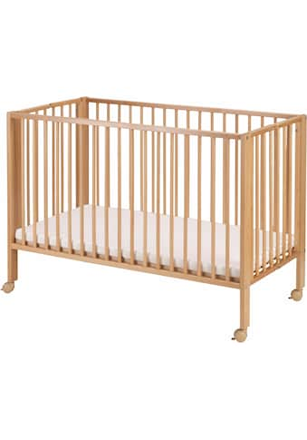 tiSsi® Babybett »Buche Natur«, Made in Europe kaufen