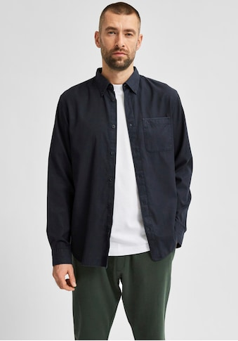 SELECTED HOMME Langarmhemd »SOFT SHIRT« kaufen