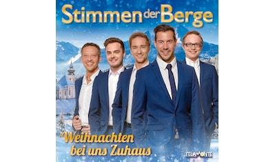 Musik-CD »Weihnachten bei uns Zuhaus / Stimmen der Berge« kaufen