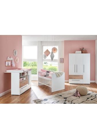 arthur berndt Babyzimmer-Komplettset »Rosanna«, (Set, 3 St.), Made in Germany; mit... kaufen