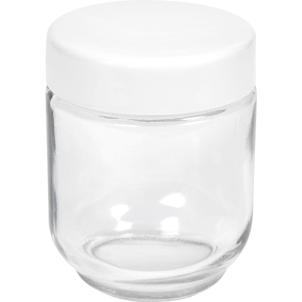 exquisit Joghurtbereiter »YM 3101 wep«, 7 Portionsbehälter, je 200 ml
