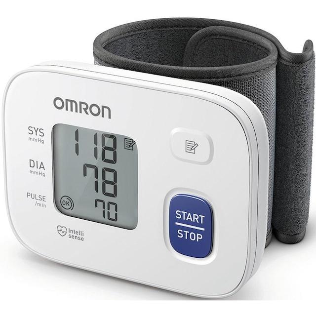 Omron Handgelenk-Blutdruckmessgerät RS1 (HEM-6160-E)