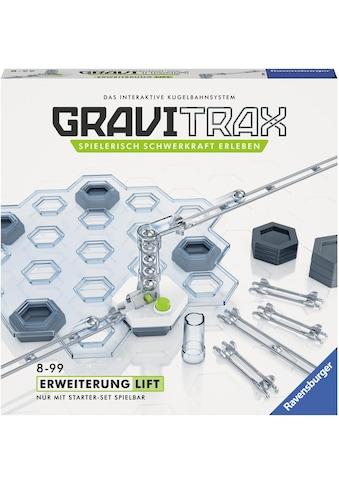 Ravensburger Kugelbahn-Bausatz »GraviTrax® Lift«, Made in Europe, FSC® - schützt Wald... kaufen