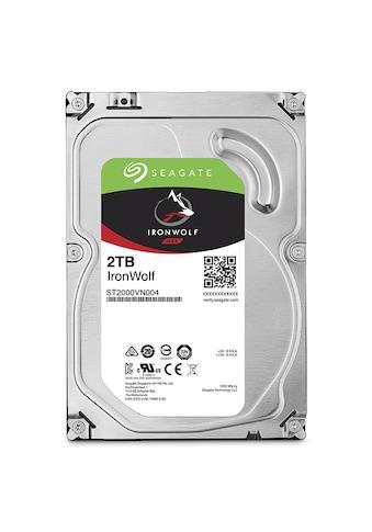 """Seagate HDD-Festplatte »IronWolf 2TB«, 3,5 """", NAS kaufen"""