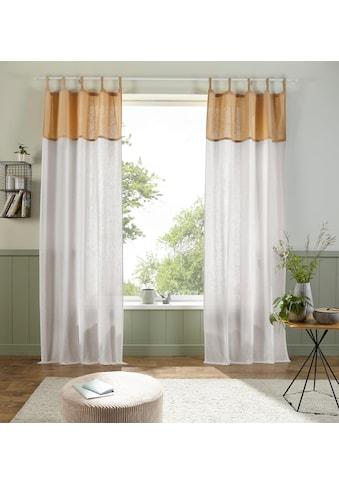 andas Vorhang »Vita«, Bio-Baumwolle kaufen