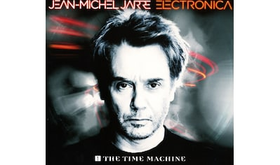 Musik-CD »Electronica 1: The Time Machine / Jarre,Jean-Michel« kaufen