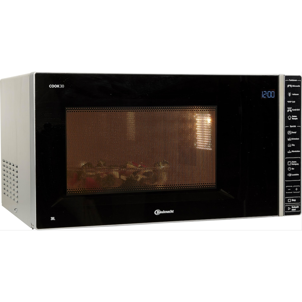 BAUKNECHT Mikrowelle »MW 304 M«, Grill, 900 W