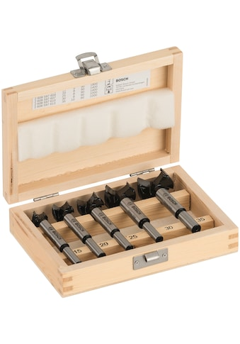 BOSCH Forstnerbohrer, (Set, 5 tlg.) kaufen