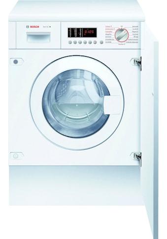 BOSCH Einbauwaschtrockner 6 WKD28542 kaufen