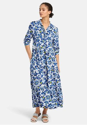 Peter Hahn Jerseykleid »Jerseykleid«, mit verdeckter Knopfleiste kaufen