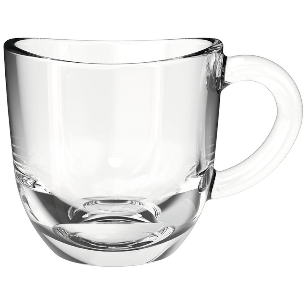 LEONARDO Espressotasse »NAPOLI«, (Set, 6 tlg.), 80 ml, 6-teilig