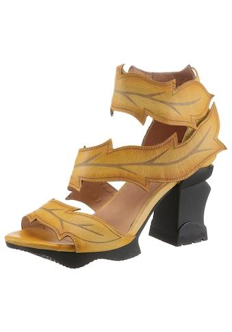 LAURA VITA Sandalette »ARCMANCEO«, mit auffälligem Sohlen-Design kaufen