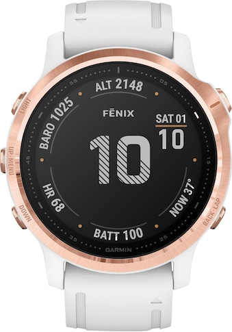 Garmin Smartwatch »fēnix 6 S – Pro« kaufen