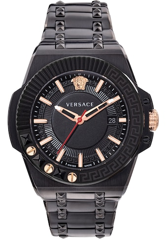 Versace Schweizer Uhr »Chain Reaction, VEDY00719« kaufen