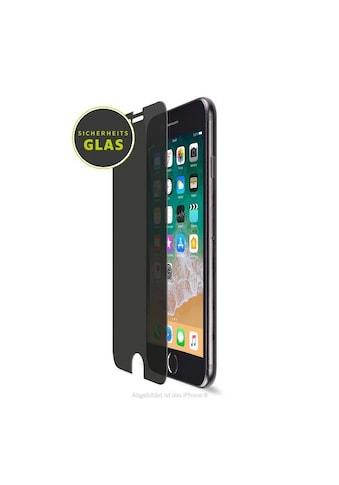 Artwizz Schutzfolie aus Glas mit Privacy - Effekt »PrivacyDisplay for iPhone 6, 7 & 8« kaufen