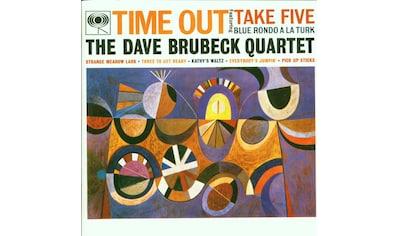 Musik-CD »TIME OUT / DAVE BRUBECK QUARTET,THE« kaufen
