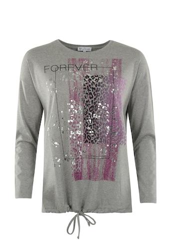 Hajo Sweatshirt, Blousonform kaufen