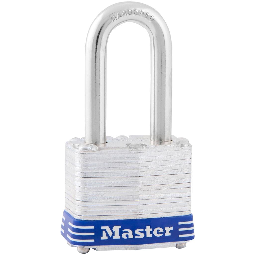 Master Lock Vorhängeschloss, laminierter Stahl