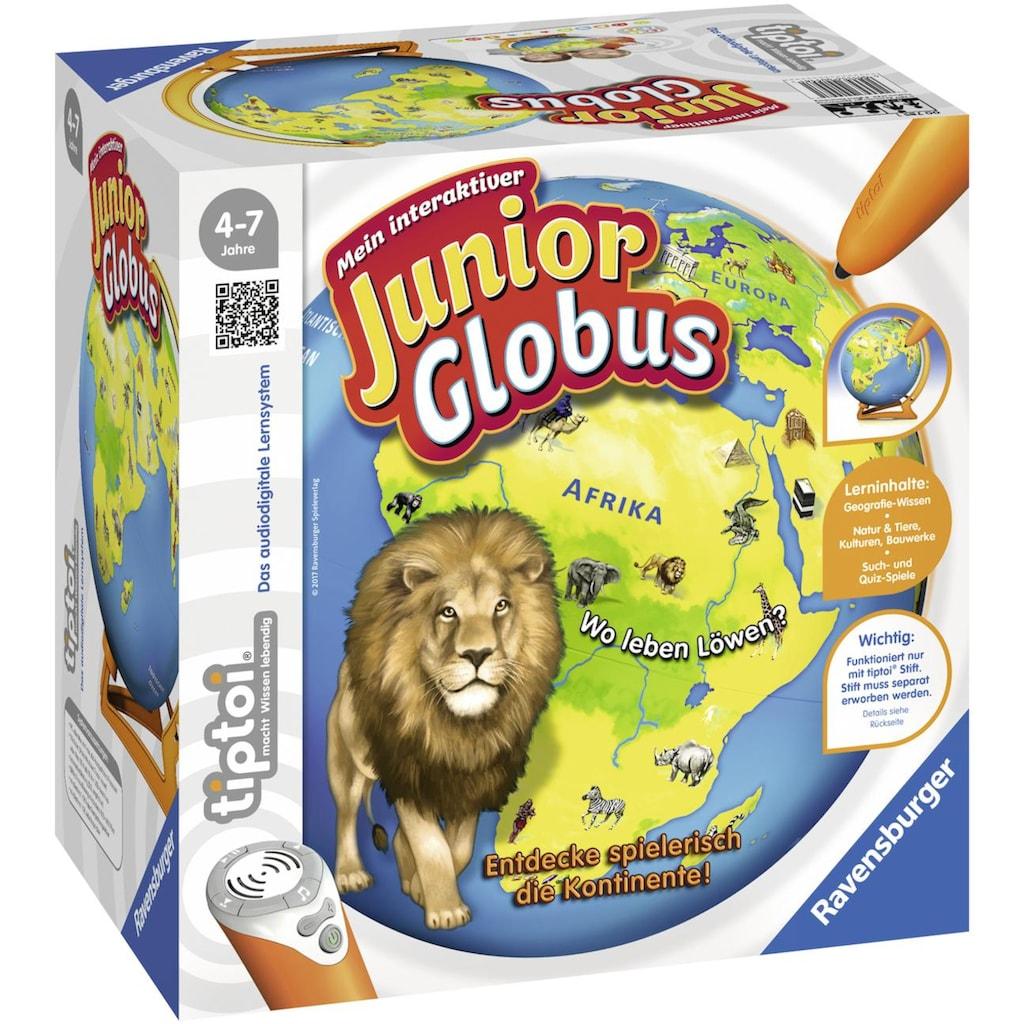 Ravensburger Globus »tiptoi® Mein interaktiver Junior Globus«, Made in Europe; FSC® - schützt Wald - weltweit